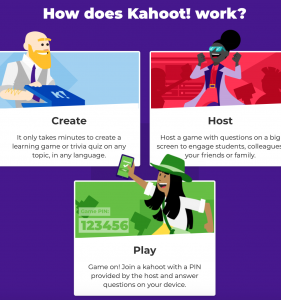make studying engaging.study smart and make it fun by using kahoot, a great way to make flashcard and turn your study sessions into easy productive routine