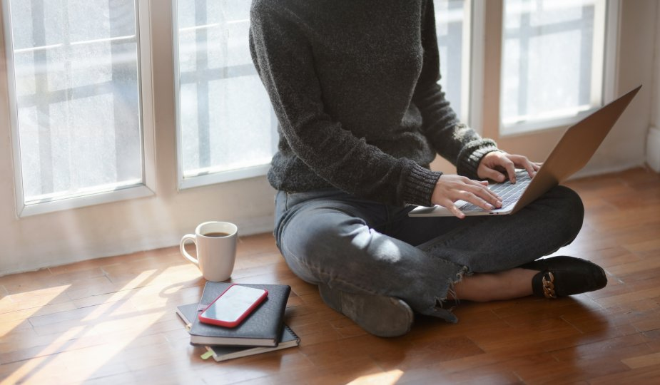 staying productive while studying and working from home